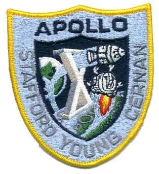 Apollo 10 Mission - Patch - The Space Store