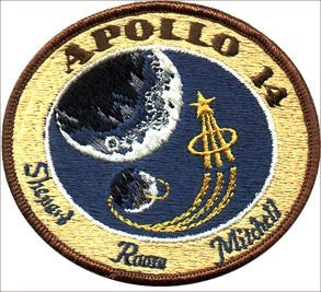 Apollo 14 Mission Patch – The Space Store