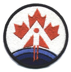 Canadian Leaf Patch