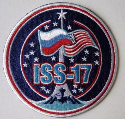 Expedition 17 Mission Patch - The Space Store