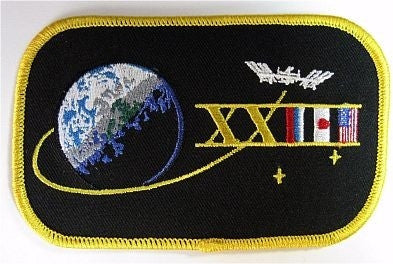 Expedition 23 Mission Patch