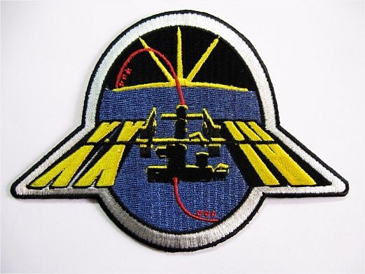 Expedition 24 Mission Patch - The Space Store
