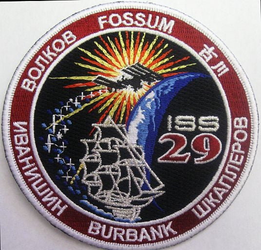 Expedition 29 Mission Patch