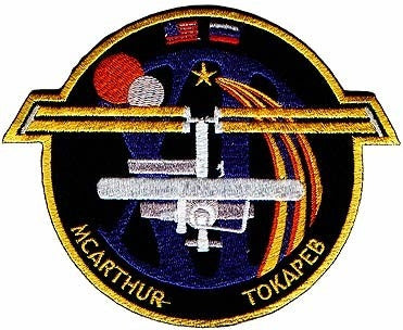 Expedition 12 Mission Patch