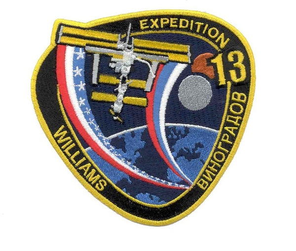 Expedition 13 Mission Patch