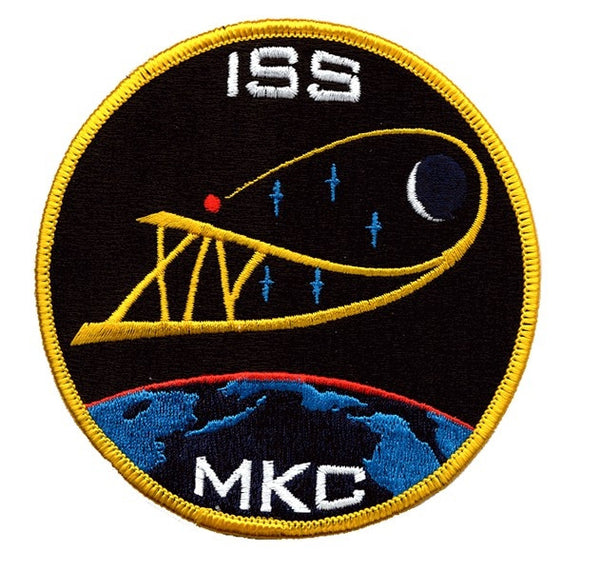 Expedition 14 Mission Patch