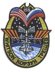 Expedition 5 Mission Patch