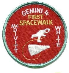 Gemini 4 Mission Patch - The Space Store