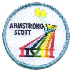 Gemini 8 Mission Patch - The Space Store