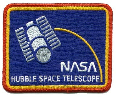 Hubble Telescope Patch