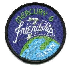 First in Friendship Patch