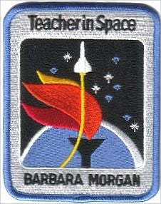 Teacher in Space: Barbara Morgan Patch