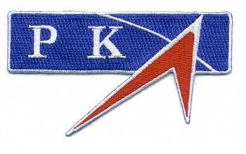 Russian Space Agency Patch