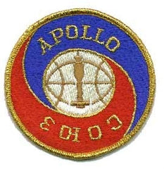Apollo Soyuz Program Patch