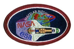 NASA ESA Spacelab 1 Patch