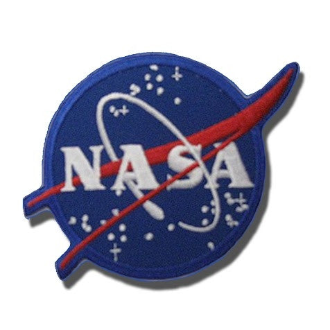 Official NASA Vector Logo Patch - The Space Store