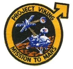 Project Viking Patch