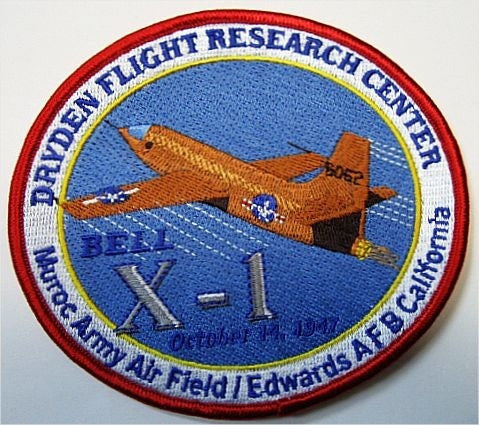 X-1 Commemorative Patch - The Space Store