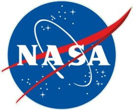 NASA Meatball Logo - Removable Wall Art - The Space Store