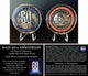 NASA 60TH ANNIVERSARY Official Limited Edition Medallion with COA Card