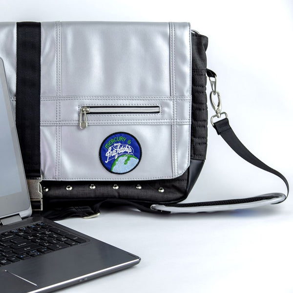 NASA Mercury 6 Messenger Bag - The Space Store