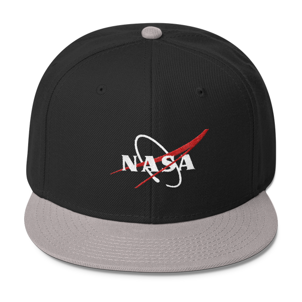 NASA Vector Logo Cap - 2 Tone Color