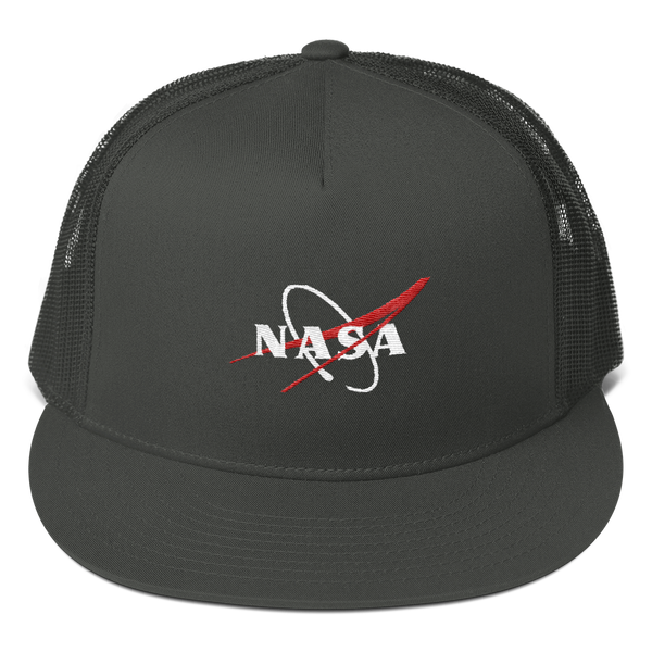 NASA Vector Logo Trucker Cap  - NEW for 2017!