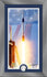 SPACEX DM-2 Limited Edition Photo Mint Frame