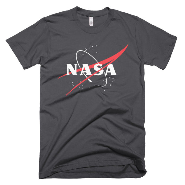 NASA 'VECTOR LOGO'  T-SHIRT - The Space Store