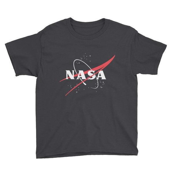 NASA 'VECTOR LOGO'  YOUTH T-SHIRT - The Space Store