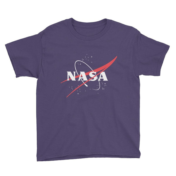 NASA 'VECTOR LOGO'  YOUTH T-SHIRT