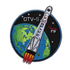 SPACEX OTV 5 MISSION PATCH - The Space Store