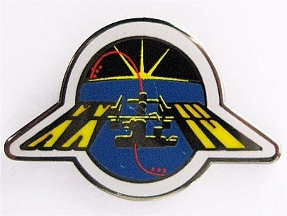 Expedition 24 Mission Lapel Pin