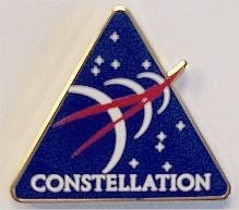 Constellation Program Lapel Pin - The Space Store