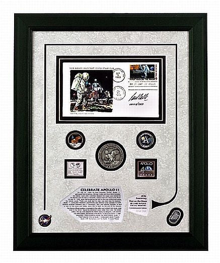 Celebrate Apollo 11 Commemorative Frame Set