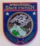 International Space Station Shield Pin