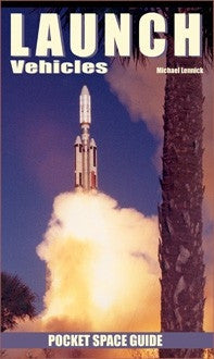 Launch Vehicles' - Pocket Space Guide Book - The Space Store
