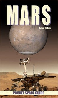 Mars, Pocket Space Guide - Book - The Space Store