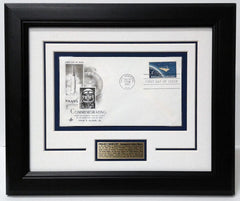 Project Mercury Framed First Day Cover