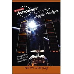 Astronaut Cinnamon Apple Wedges