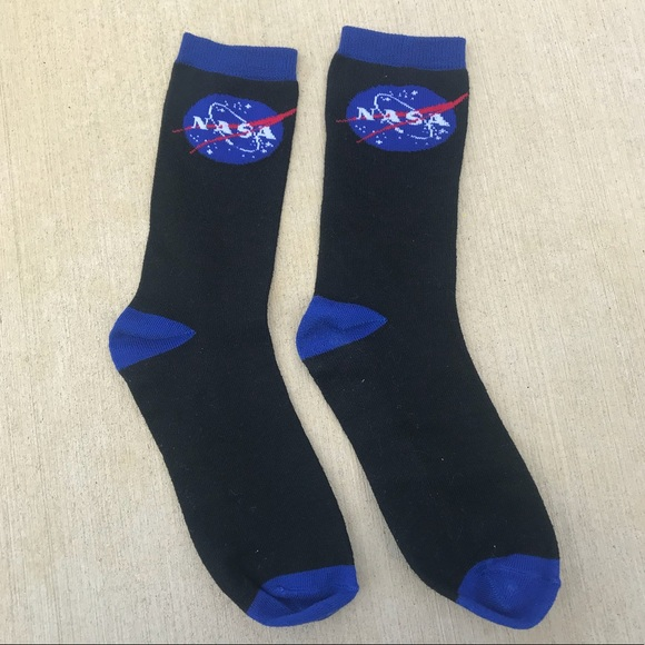 NASA Logo Socks - The Space Store