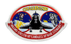 STS-41B Mission Patch
