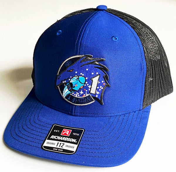 Crew-1 NASA Spacex Dragon Trucker Cap