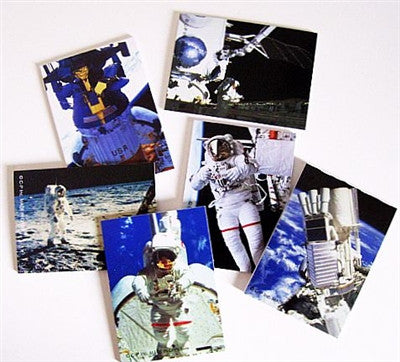 Space Mini Notepads