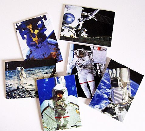 Space Mini Notepads - The Space Store