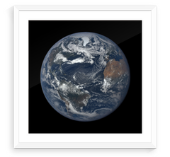 Earth Print - A Unique Way to Commemorate Your Special Events (Digital Copy)