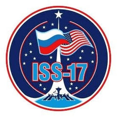 Expedition 17 Sticker