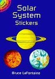 Solar System Sticker Book