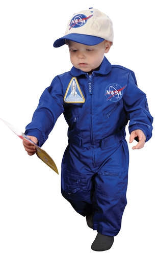 NASA Astronaut Flight Suit - Toddler