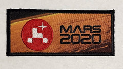 NASA JPL - MARS 2020 Perseverance Rover Patch